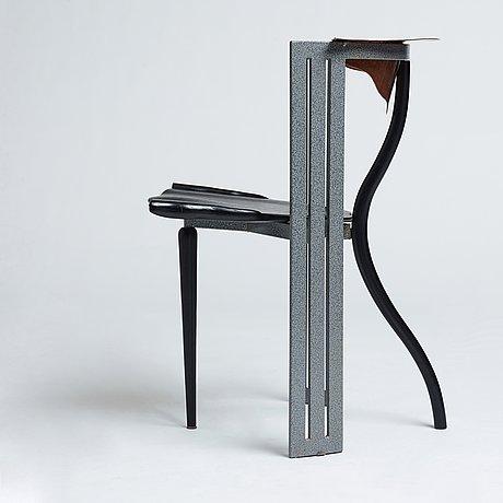 "Borek sipek, an ""ota otanek"" chair by vitra, post 1988."