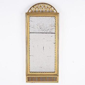 An 18th / 19th century mirror.