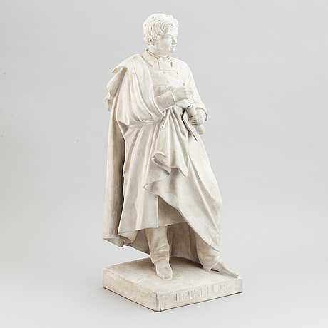 Skulptur, parian. berzelius.
