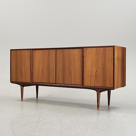"Svante skogh, sideboard, ""cortina"", seffle möbelfabrik, formgiven omkring 1956."