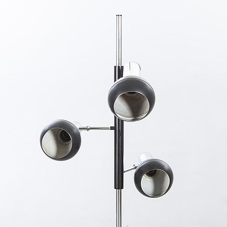Kogh & lowy, a 1970/80s floor lamp.