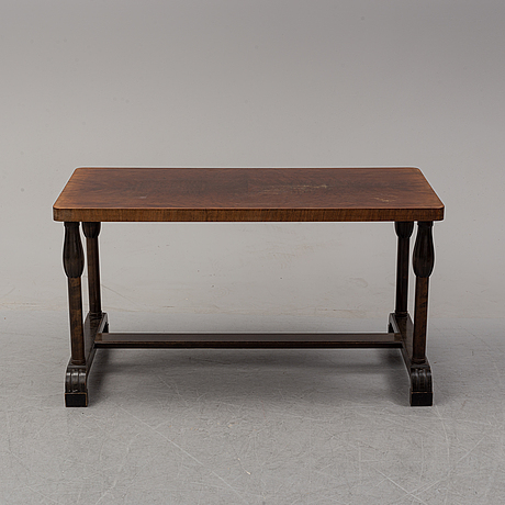 A table, propably by reiners, mjölby, sweden. dated 1940s.