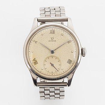 Omega, Suverän, wristwatch, 35 mm.