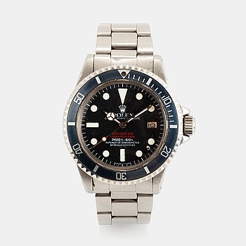 """61. Rolex, Sea-Dweller, """"Double Red Mark IV""""."""