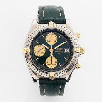 Breitling, Chronomat, chronograph, wristwatch, 40,5 mm.