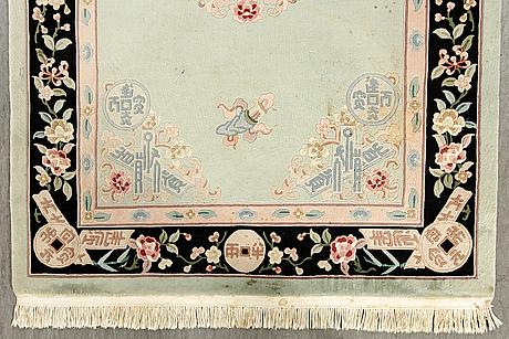 A chinese carpet ca 230x 166 cm.