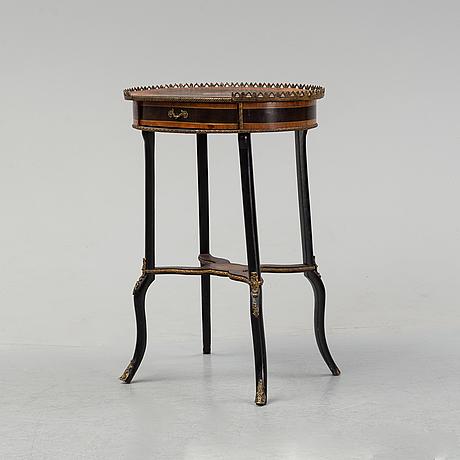 Sybord, omkring år 1900.