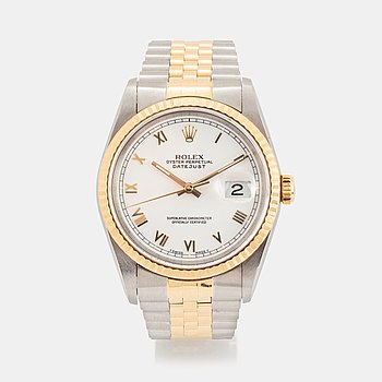 7. Rolex, Datejust.