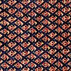 A carpet, sarouk-mir, 372 x 260 cm.