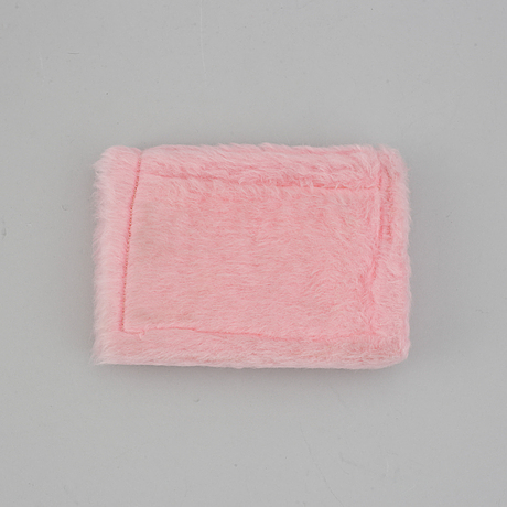 Marie-louise ekman, object, textile, signed and dated 1968/2004. numbered 4/50.