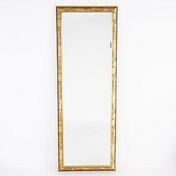 A Danish 1970's-80's mirror, G&C Billeder A/S.