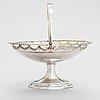 Bonbonjär, silver, kring år 1800.