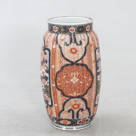 Golvurna japan omkring 1900 porslin.