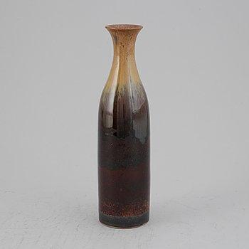 Carl-Harry Stålhane, a stoneware vase, Designhuset, signerat.