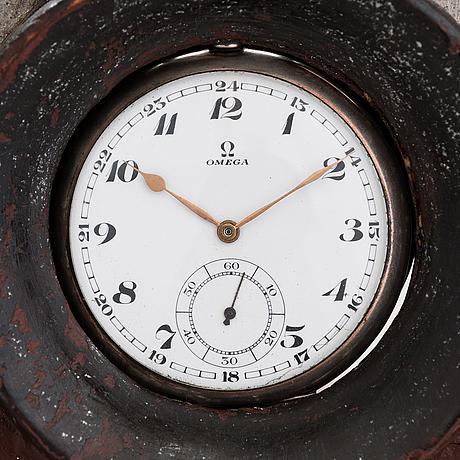 "Pocket watch stand, presumably erkki lahti ""pitti-poika"", first half of the 19th century, ostrobothnia, finland."