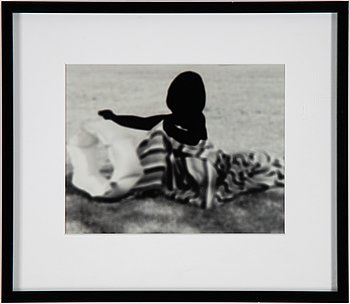 Maria Miesenberger, photograph signed and numbered 46/65 on verso.