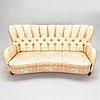 A 1950's sofa.