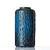 "Wilhelm kåge, a ""farsta"" stoneware vase, gustavsberg studio, sweden 1957."