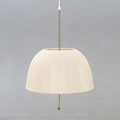 "Hans-agne jakobsson, celing lamp ""carolin / t549"", ab markaryd, mid-20th century."
