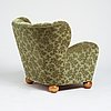 """Märta blomstedt, an """"aulanko"""" armchair by kantosen puutyö oy, finland, designed in 1939 for the hotel aulanko in tammerfors."""