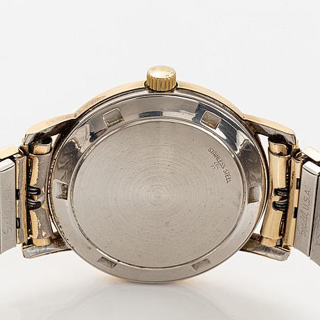 Movado, wristwatch, 34 mm.