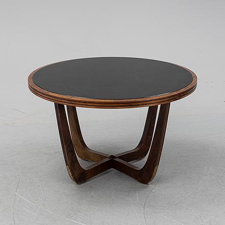 Sofa table, mid 20th century.