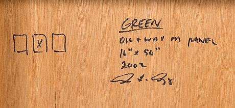 "Anne appleby, ""green""."