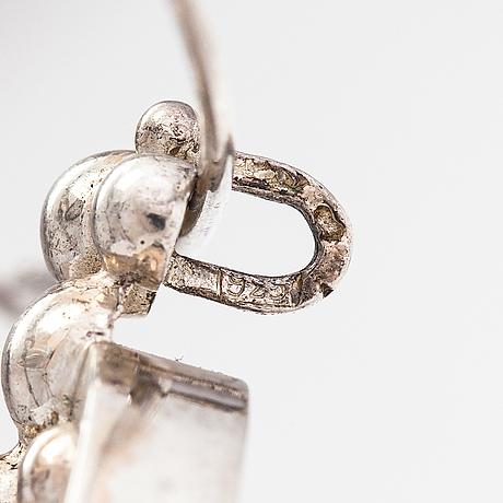 Nanny still, a stelring silver neckalce with titanium. kultakeskus, hämeenlinna.