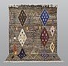 A carpet, morocco ca 305 x 214 cm.