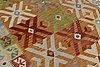 A carpet, kilim, ca 302 x 203 cm.