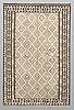 Matto, kilim, ca 248 x 163 cm.