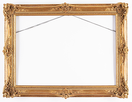 Frame. late 19th/early 20th  century.