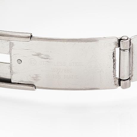 Omega, automatic, wristwatch, 36 mm.
