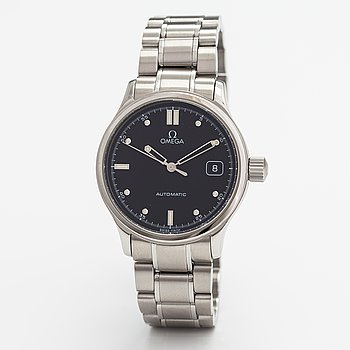 Omega, automatic, armbandsur, 36 mm.