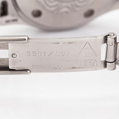 Omega, semaster, 300m, rannekello, 29 mm.