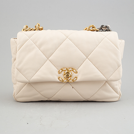 Chanel, a quilted leather 'large flap bag', 2019.