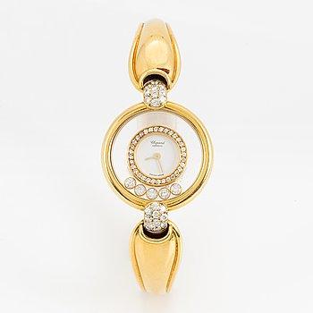Chopard, Genève, Happy Diamonds, armbandsur, 25 mm.