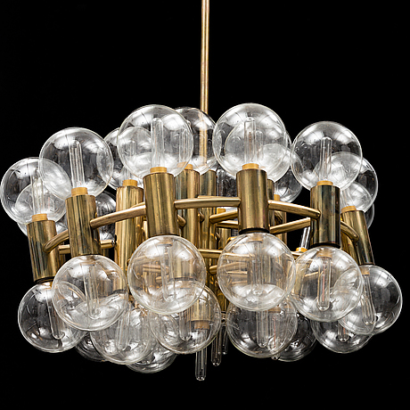 A 1970's ceiling lamp.