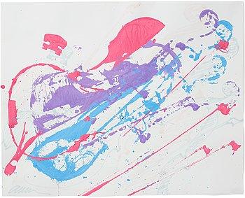 740. Arman (Armand Pierre Fernandez), Untitled.