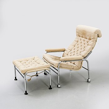 "Noburo Nakamura, armchair ""Bore"" for IKEA, designed in 1978."