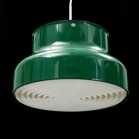 A 'bumling' pendant light by anders pehrson from ateljé lyktan.