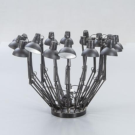 "Ron gilad, chandelier, ""dear ingo"", for moooi, designed in 2003."