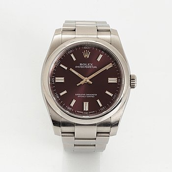 Rolex, Oyster Perpetual, Chronometer, armbandsur, 36 mm.
