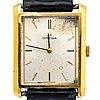 Omega, wristwatch, 25 x 28 mm.
