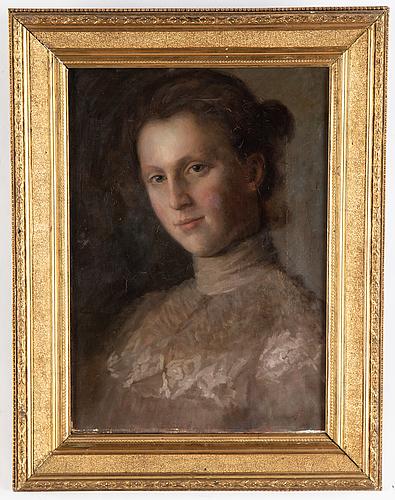 Unknown artist, 19th century, oil on canvas.