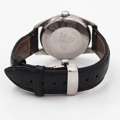 Omega, seamaster, armbandsur, 36 mm.