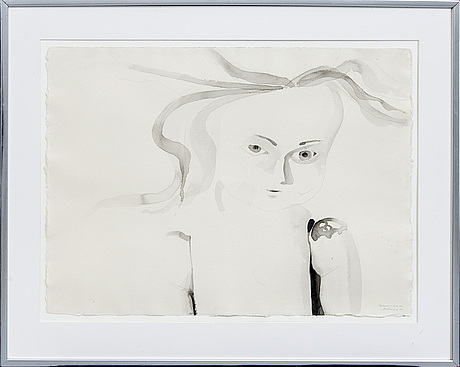 Uno svensson, ink signed and dated 79.