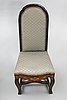 Chairs, 4 pcs, swedish grace, 1920s/30s.