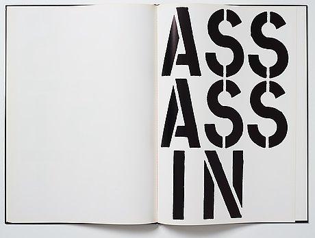 "Christopher wool, ""black book""."