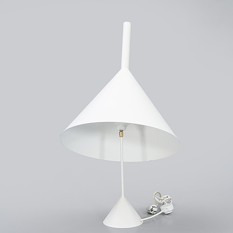 "Bevkperovic, ""funnell"",  21st century metal lamp."